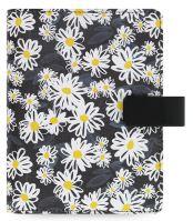 Filofax Daisies A7 Pocket kapesní diář